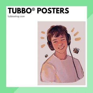Tubbo Posters