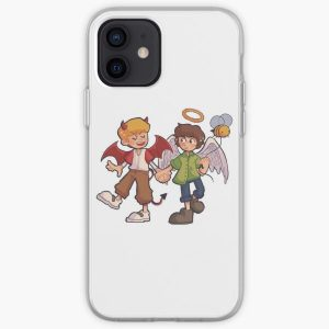 your tommy your tubbo iPhone Soft Case RB1506 product Offical Tubbo Merch