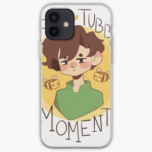 Epic Tubbo Moment iPhone Soft Case RB1506 product Offical Tubbo Merch