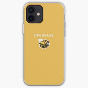 """""""I like da bee"""" -Tubbo iPhone Soft Case RB1506 product Offical Tubbo Merch"""