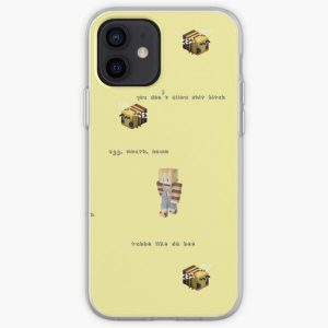 Tubbo phone case iPhone Soft Case RB1506 product Offical Tubbo Merch