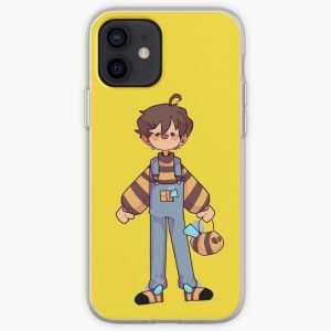 Bumblebee Tubbo! iPhone Soft Case RB1506 product Offical Tubbo Merch