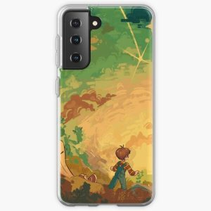 Tommy and Tubbo Field  Samsung Galaxy Soft Case RB1506 product Offical Tubbo Merch