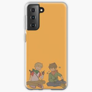 Tommyinnit and Tubbo merch  Samsung Galaxy Soft Case RB1506 product Offical Tubbo Merch