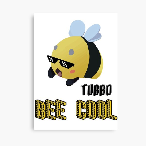Your Tubbo Canvas Print RB1506 product Offical Tubbo Merch