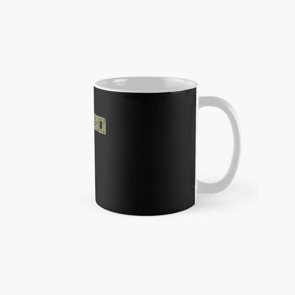 Tubbo above the world - Minecraft Classic Mug RB1506 product Offical Tubbo Merch