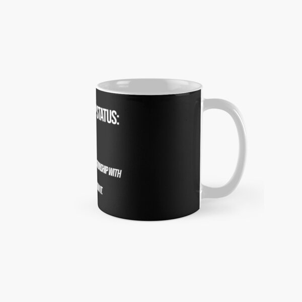 Relationship with Tubbo Classic Mug RB1506 product Offical Tubbo Merch