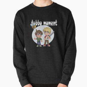 Tubbo moment Pullover Sweatshirt RB1506 product Offical Tubbo Merch