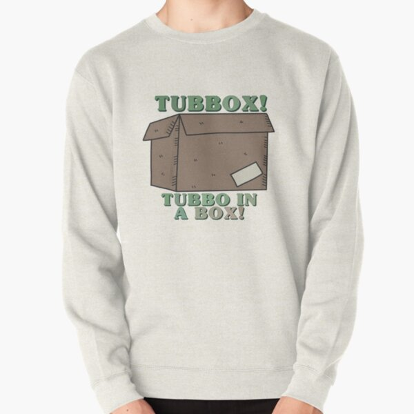 tubbox Pullover Sweatshirt RB1506 product Offical Tubbo Merch