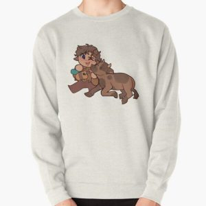 Tubbo and friends! Pullover Sweatshirt RB1506 product Offical Tubbo Merch