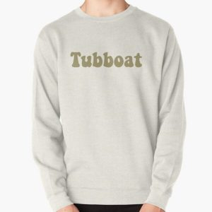 Tubboat Pullover Sweatshirt RB1506 product Offical Tubbo Merch