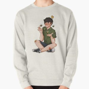 Tubbo and Bees Pullover Sweatshirt RB1506 product Offical Tubbo Merch