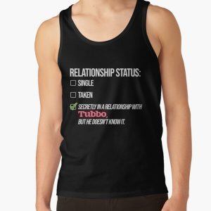 Relationship with Tubbo Tank Top RB1506 product Offical Tubbo Merch