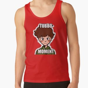 Tubbo Moment Tank Top RB1506 product Offical Tubbo Merch