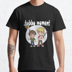 Tubbo moment Classic T-Shirt RB1506 product Offical Tubbo Merch