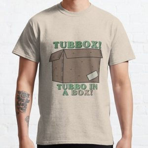 tubbox Classic T-Shirt RB1506 product Offical Tubbo Merch