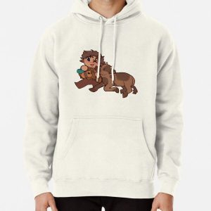 Tubbo and friends! Pullover Hoodie RB1506 product Offical Tubbo Merch