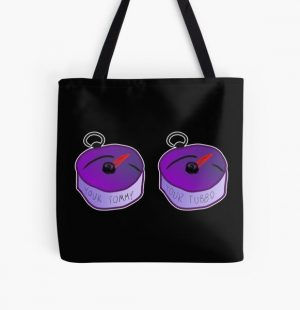 Tommy and Tubbo All Over Print Tote Bag RB1506 product Offical Tubbo Merch