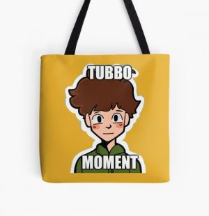Tubbo Moment All Over Print Tote Bag RB1506 product Offical Tubbo Merch