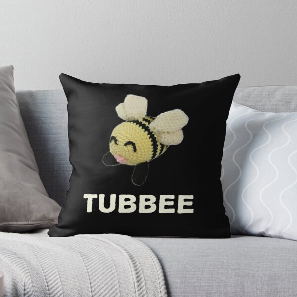 Tubbo Throw Pillow RB1506 product Offical Tubbo Merch
