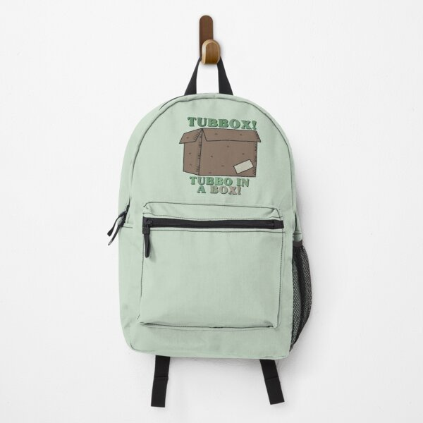 tubbox Backpack RB1506 product Offical Tubbo Merch