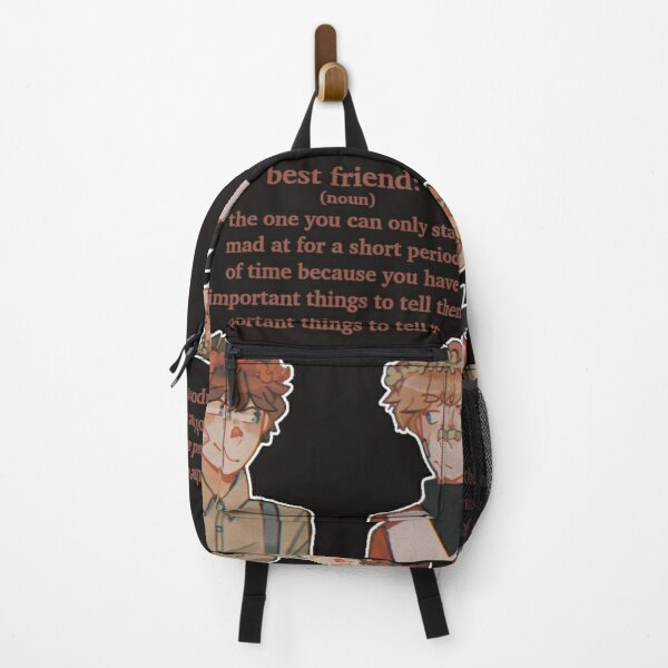 Tommyinnit. Tubbo and Tommy best friend. Backpack RB1506 product Offical Tubbo Merch