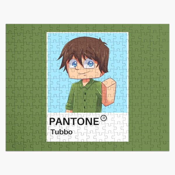 Tubbo Jigsaw Puzzle RB1506 product Offical Tubbo Merch