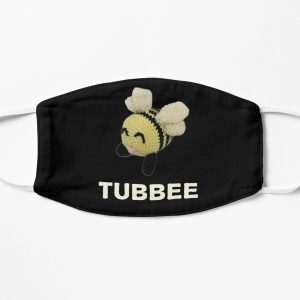 Tubbo Flat Mask RB1506 product Offical Tubbo Merch