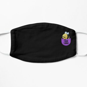 Your Tubbo Flat Mask RB1506 product Offical Tubbo Merch