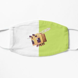 Tubbo the bee Flat Mask RB1506 product Offical Tubbo Merch