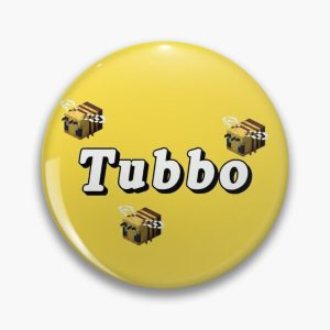 Tubbo Pin RB1506 product Offical Tubbo Merch