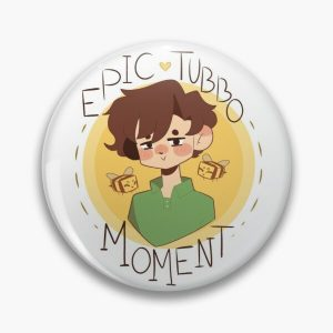 Epic Tubbo Moment Pin RB1506 product Offical Tubbo Merch
